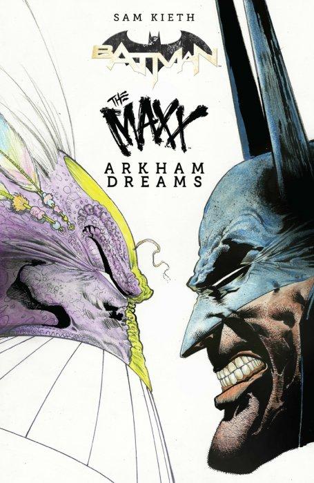 Batman - The Maxx - Arkham Dreams #1 - TPB