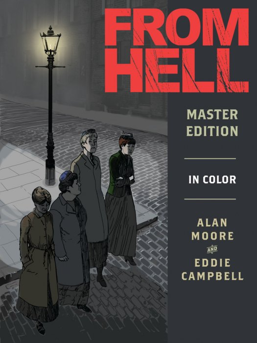 From Hell - Master Edition #1 - HC