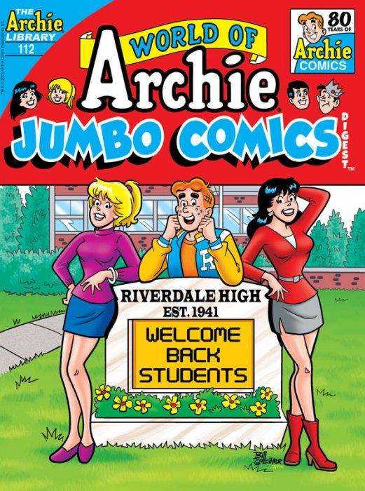 World of Archie Comics Double Digest #112