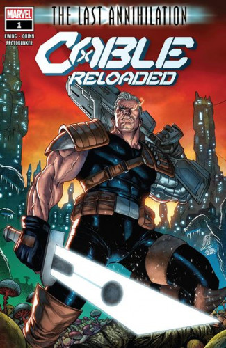 Cable - Reloaded #1