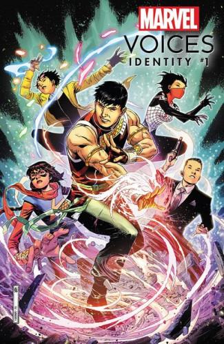 Marvel's Voices - Identity #1