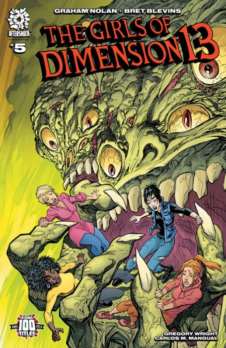 The Girls of Dimension 13 #5