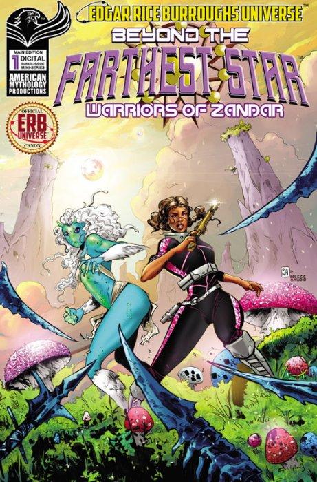 Beyond the Farthest Star - Warriors of Zandar #1
