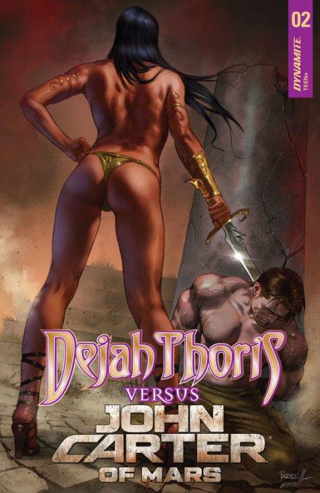 Dejah Thoris versus John Carter #2