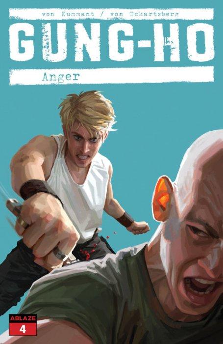 Gung-Ho - Anger #4