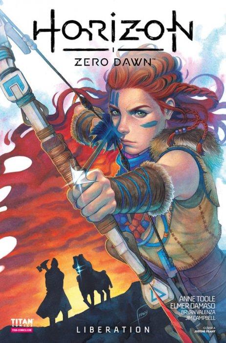 Horizon Zero Dawn - Liberation #2