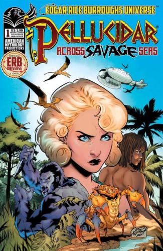 Pellucidar - Across Savage Seas #1