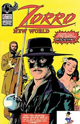 Zorro New World #2