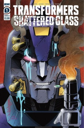 Transformers - Shattered Glass #1