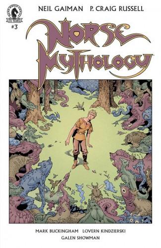 Norse Mythology II #3