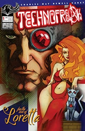 Technofreak #1