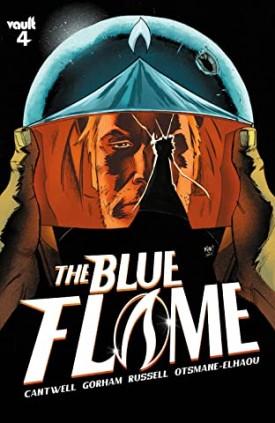 Blue Flame #4