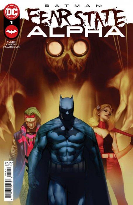Batman - Fear State - Alpha #1