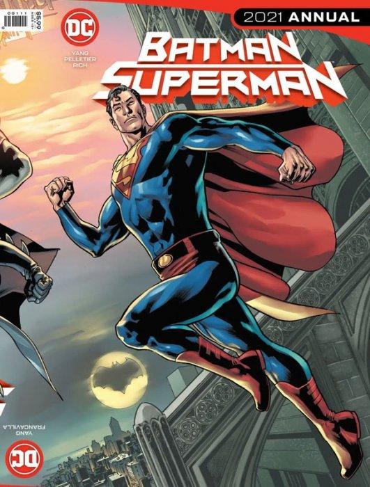 Batman - Superman Annual 2021