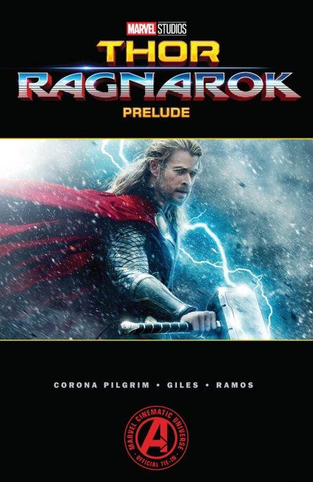 Marvel's Thor - Ragnarok Prelude #1 - TPB