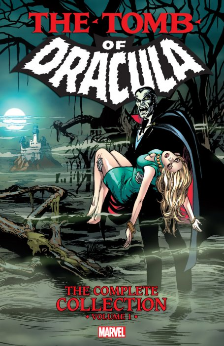 Tomb of Dracula - The Complete Collection Vol.1