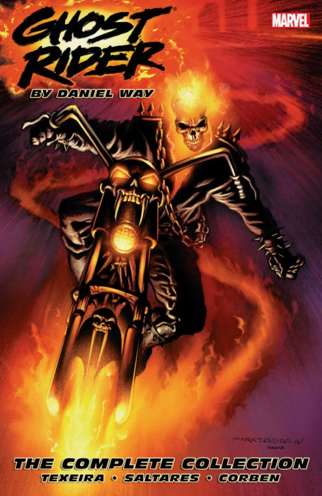 Ghost Rider by Daniel Way - The Complete Collection #1 - TPB