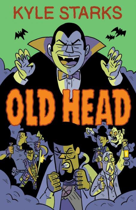 Old Head #1 - OGN