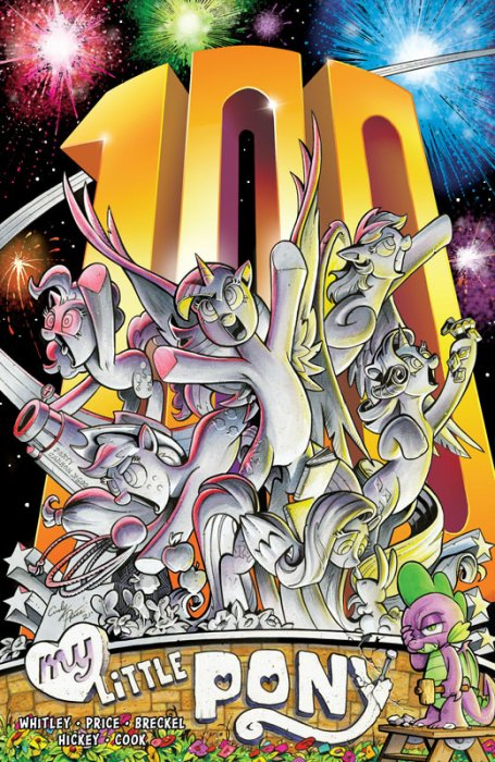 My Little Pony - Friendship is Magic #100