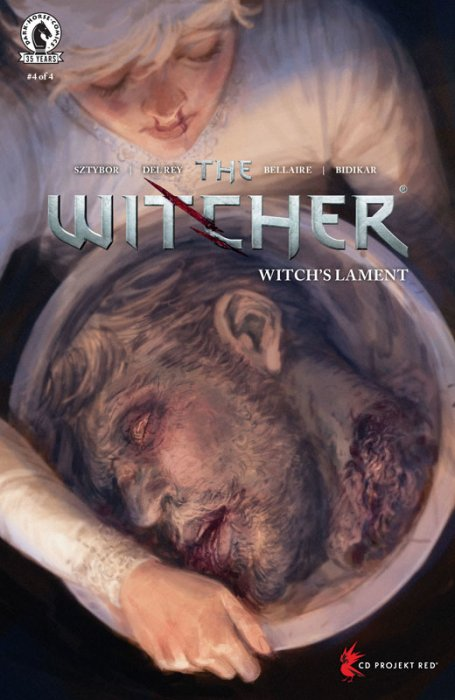 The Witcher - Witch's Lament #4