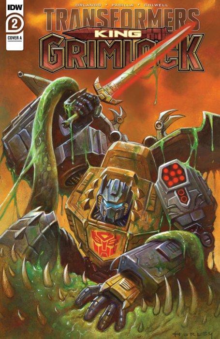 Transformers - King Grimlock #2