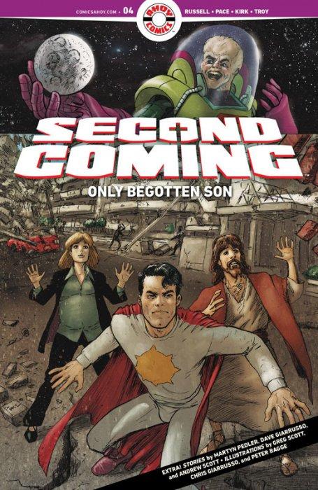 Second Coming - Only Begotten Sonn #4