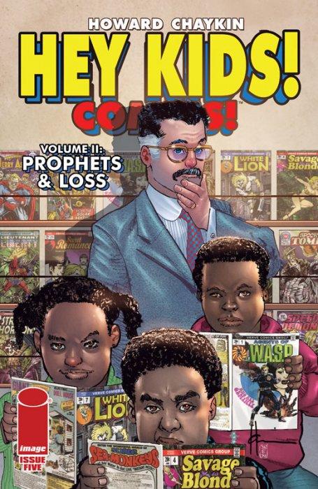 Hey Kids! Comics! Vol.2 #5 - Prophets & Loss