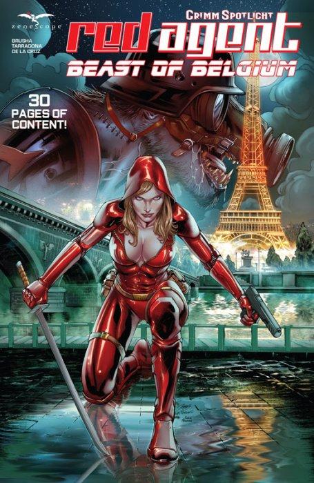 Grimm Spotlight - Red Agent - Beast of Belgium #1