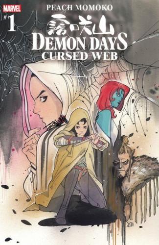 Demon Days - Cursed Web #1