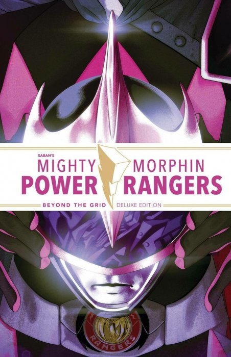 Mighty Morphin Power Rangers - Beyond the Grid Deluxe Edition #1 - HC