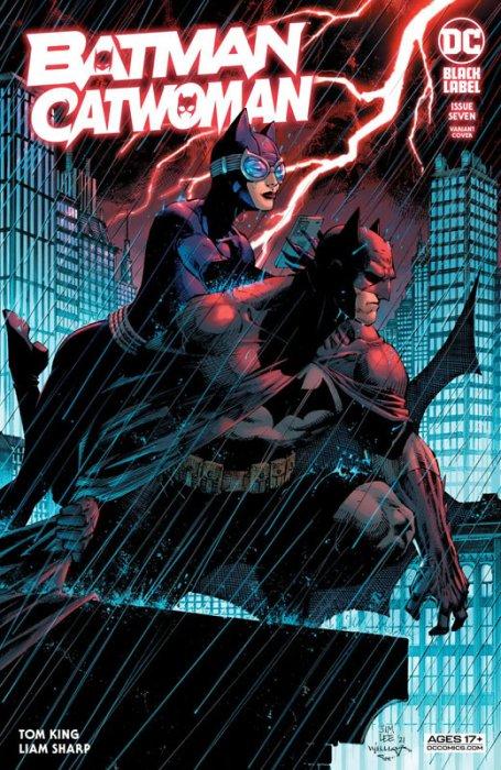 Batman - Catwoman #7