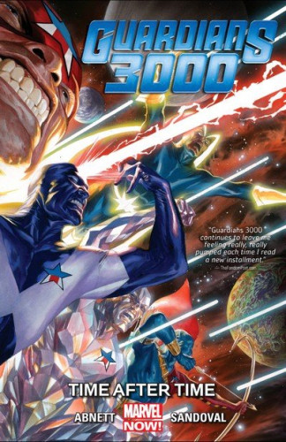 Guardians 3000 Vol.1 - Time After Time