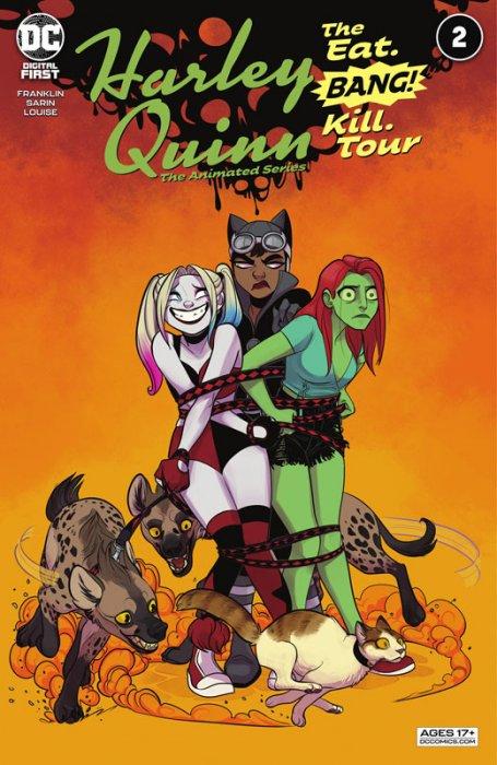 Harley Quinn - The Animated Series - The Eat. Bang! Kill. Tour #2