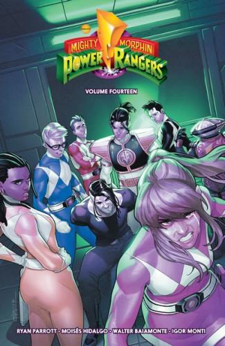 Mighty Morphin Power Rangers Vol.14