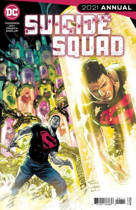 Suicide Squad 2021 Annual #1