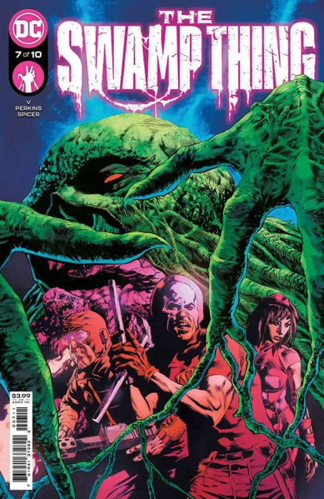 The Swamp Thing #7