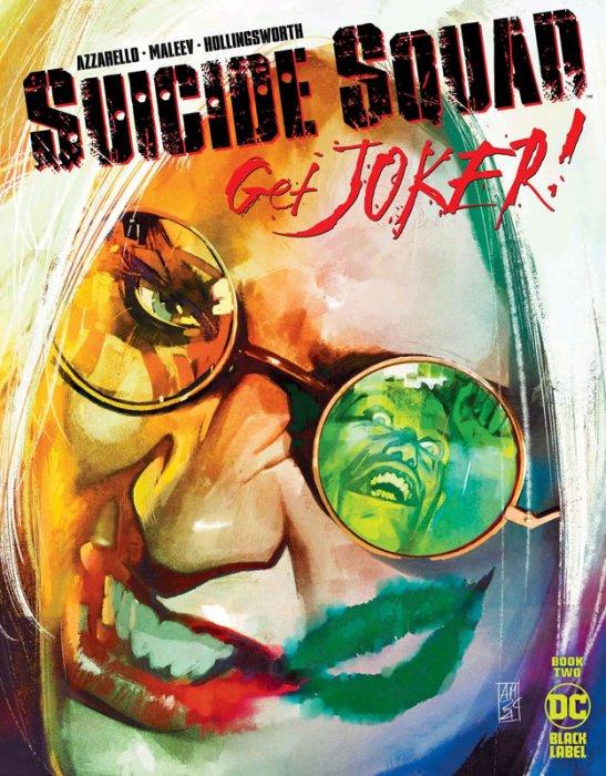 Suicide Squad - Get Joker! #2