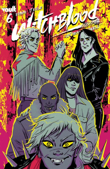Witchblood #6