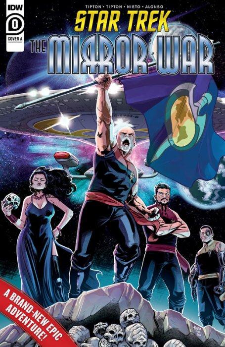 Star Trek - The Mirror War #0