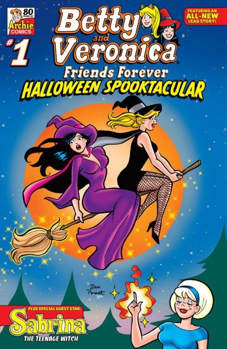 B&V Friends Forever #15 - Halloween Spooktacular