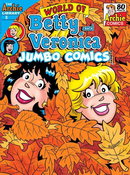 World of Betty and Veronica Jumbo Comics Digest #8