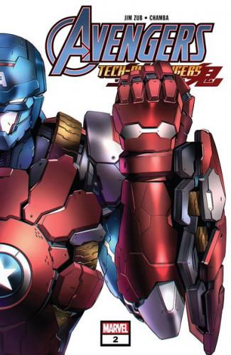 Avengers - Tech-On Avengers #2