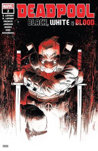 Deadpool - Black, White & Blood #2