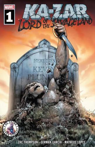 Ka-Zar - Lord of the Savage Land #1