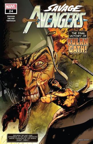 Savage Avengers #24