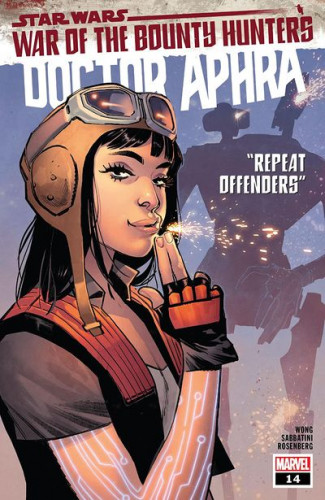 Star Wars - Doctor Aphra #14