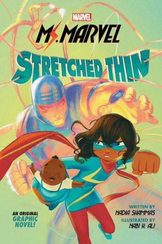 Ms. Marvel - Stretched Thin #1 - OGN
