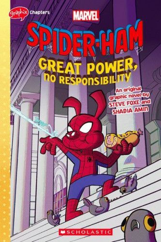 Spider-Ham - Great Power, No Responsibility #1