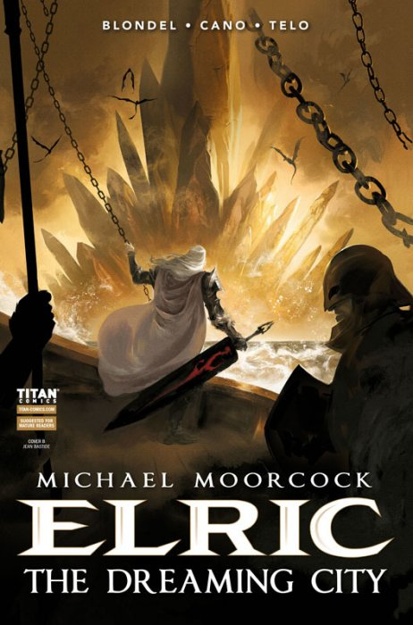Elric - The Dreaming City #2
