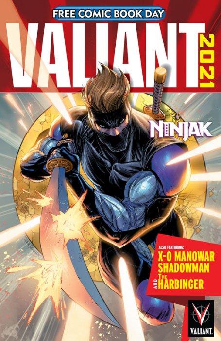 Valiant - FCBD 2021 Special #1